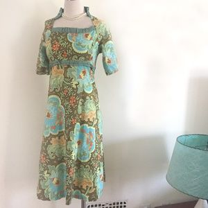 Sarah Hansen Shabby Apple Floral Collection dress